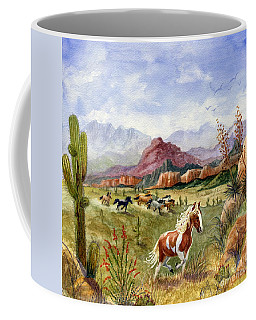 Don't Fence Me In Part One Coffee Mug