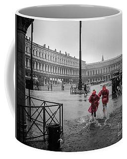 Don't Postpone Joy Coffee Mug