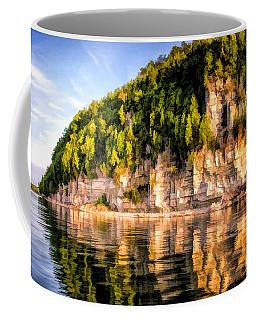 Door County Ellison Bay Bluff Coffee Mug
