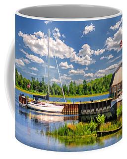 Door County Washington Island Jackson Harbor Coffee Mug