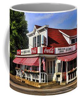 Door County Wilson's Ice Cream Store Coffee Mug