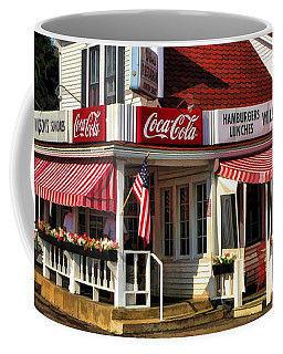 Door County Wilson's Ice Cream Store Coffee Mug