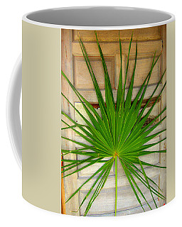 Door Decor Belize Style Coffee Mug