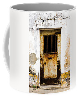 Door No 48 Coffee Mug by Marco Oliveira