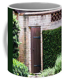 Door To The Past Coffee Mug