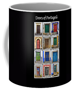 Doors Of Portugal Coffee Mug