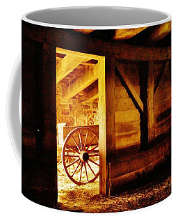 Doorway To The Past Coffee Mug
