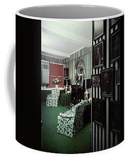 Dorothy Draper's Study Coffee Mug