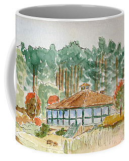 Dorrs Pondhouse Coffee Mug