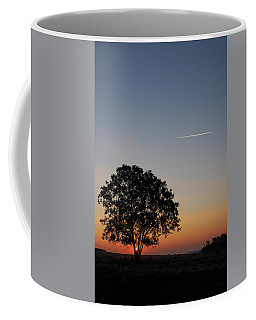 Coffee Mug featuring the photograph Dorset Dawn by Wendy Wilton