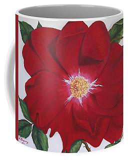 Dortmund Climber Rose Coffee Mug