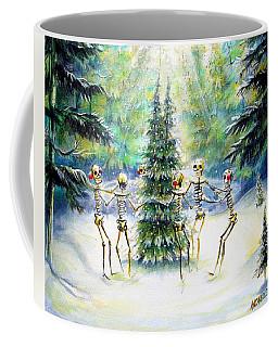 Dos Arbolitos Coffee Mug by Heather Calderon