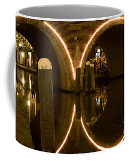 Double Tunnel Coffee Mug