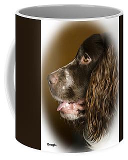 Dougie The Cocker Spaniel 2 Coffee Mug by Linsey Williams