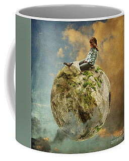 Dove Whisperer Coffee Mug