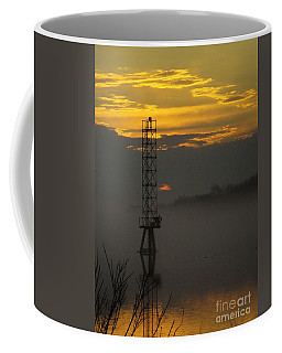 Coffee Mug featuring the photograph Down By The River by Robyn King