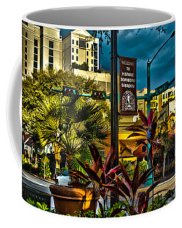 Down On Main Street Coffee Mug