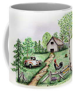 Down On The Farm Coffee Mug