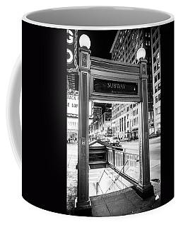 Down To The Red Coffee Mug by Melinda Ledsome