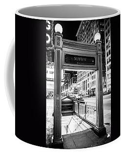 Down To The Red Coffee Mug