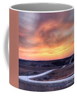 Down To The Rolling Hills Coffee Mug