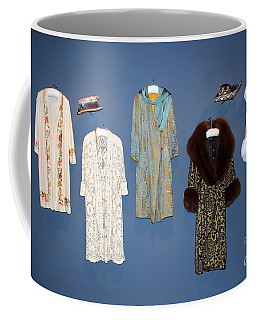 Downton Abbey Clothes Coffee Mug