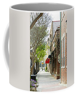 Downtown Aiken South Carolina Coffee Mug