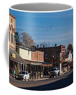 Downtown Boerne Coffee Mug