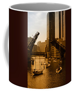 Downtown Chicago Coffee Mug