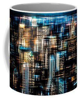 Downtown II - Dark Coffee Mug