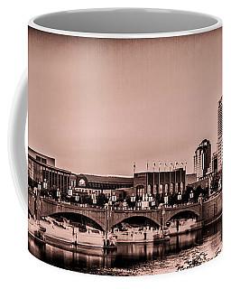 Downtown Indianapolis Coffee Mug