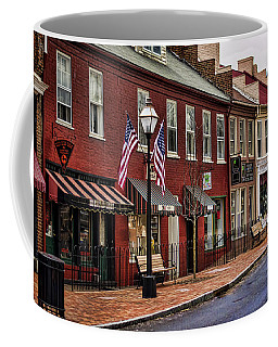 Downtown Jonesborough Tn Coffee Mug