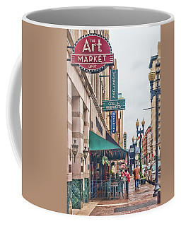 Downtown Knoxville Coffee Mug
