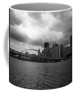 Downtown Pittsburgh Coffee Mug