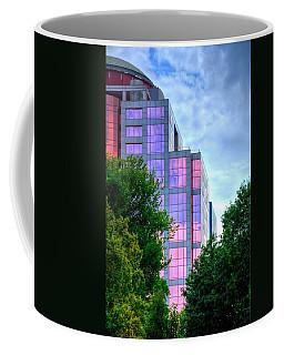 Downtown Reflections 17341 Coffee Mug