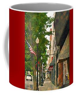 Downtown Usa Coffee Mug