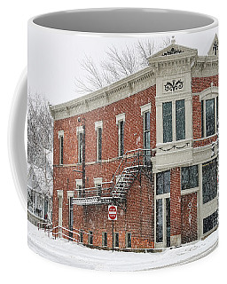 Downtown Whitehouse  7031 Coffee Mug