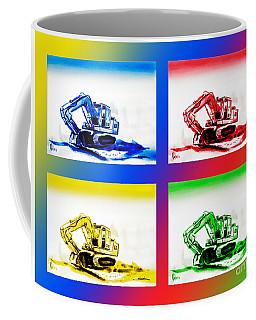 Dozer Mania IIi Coffee Mug