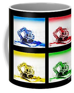 Dozer Mania Iv Coffee Mug