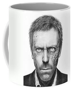 Dr. Gregory House - House Md Coffee Mug
