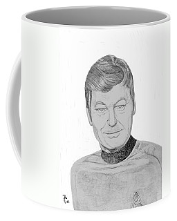 Dr. Leonard Mccoy Coffee Mug