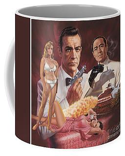 Dr. No Coffee Mug