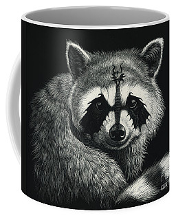 Draccoon Coffee Mug