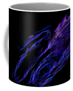 Draconus Sapphiric Coffee Mug
