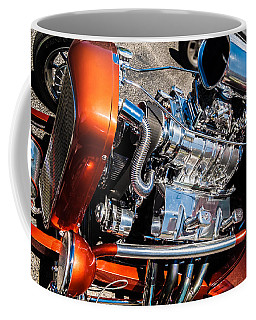 Drag Queen - Hot Rod Blown Chrome  Coffee Mug