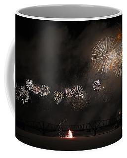 Dragon Of Light.. Coffee Mug