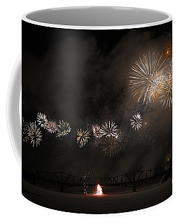 Dragon Of Light.. Coffee Mug