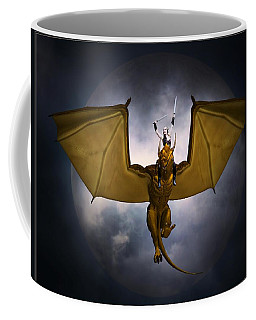 Dragon Rider Coffee Mug