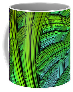 Dragon Skin Coffee Mug