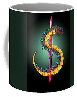 Dragon Spike One Coffee Mug